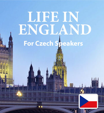 Book 1 - An Introduction to English - For Czech Speakers