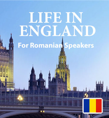 Book 1 - An Introduction to English - For Romanian Speakers